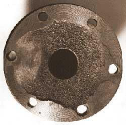 Acidic corrosion