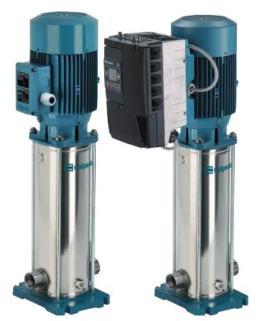 Calpeda MXV-B 50-1803/B Vertical Multi-stage Close Coupled Pump (MXV-B  50-1803/B)