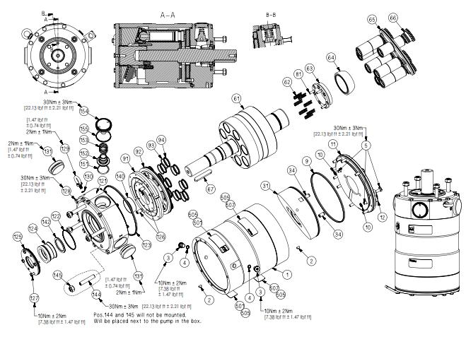 Danfoss Parts