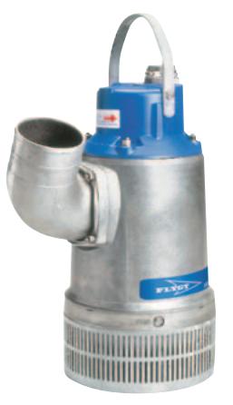 Flygt 2102 Slim Submersible Bibo pump (BIBO-2102)