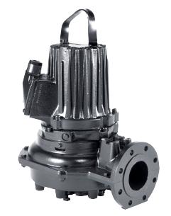 Flygt HS 5520 Abrasion Resistant Slurry Pump (HS 5520 180)