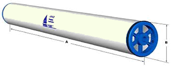 Trisep Membranes 4040-UE10-QSF