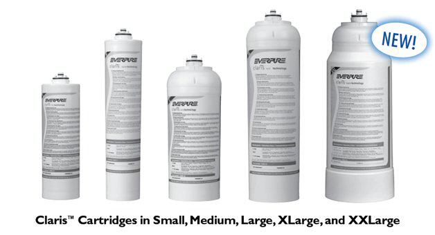 Lenntech - Everpure Claris Cartridge Filters