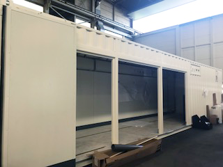 Water Treatment Plant containerization - Lenntech