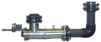 Mitteldruck UV-System der HP-Reihe