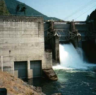 How much of the world s electricity is supplied by hydroelectric power