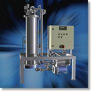 Micro filtratie systeem met rvs membraan voor vast vloeistof scheiding